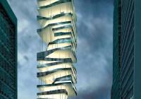 Невероятен проект – сграда в Хонг Конг