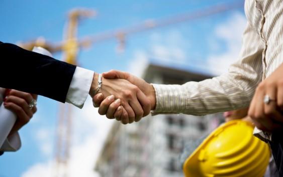 """Проект """"Коректна фирма """" в жилищното строителство"""