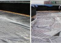 Полагане на хидроизолация – перфектното решение за вашия покрив и основа