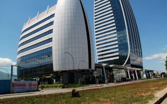 Най-високата сграда в София
