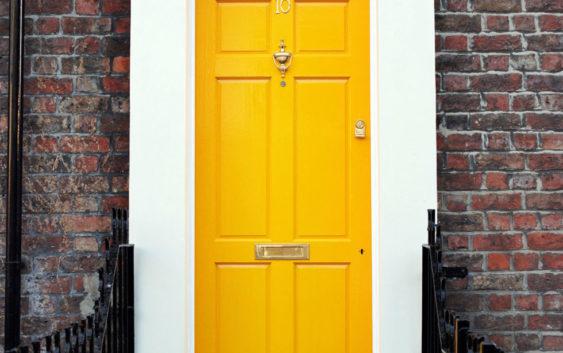 Въпроси задавани за входните врати