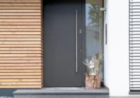 Входни врати с ламинатно покритие