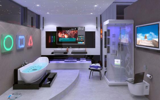 Съвременните технологии за баня – безгранично удоволствие!