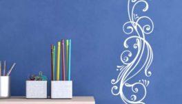 Придайте завършен вид на Вашата спалня със стикери за стена