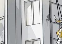 Фасадна изолация от алпинисти в София